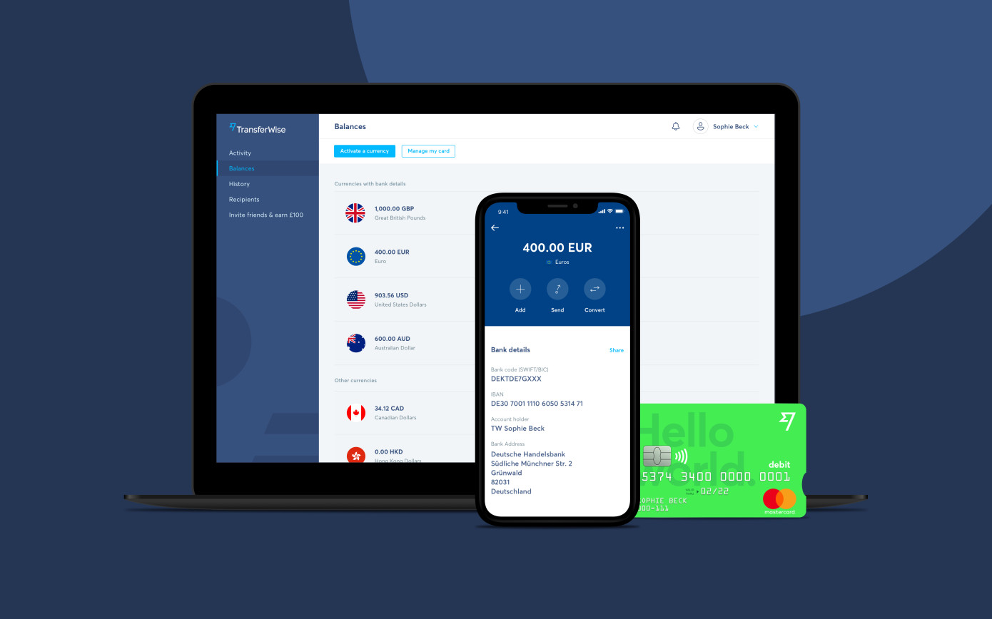digital nomad traveller singapore fintech app transferwise
