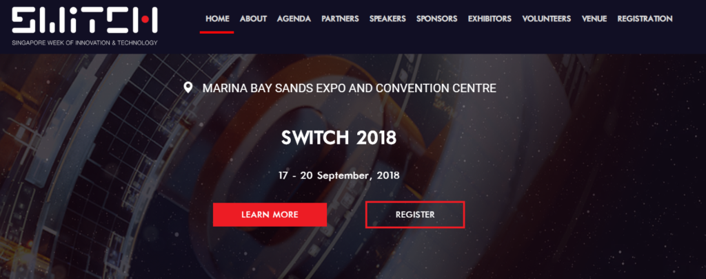 hotels events singapore 2018 switch singapore week of innovation and technology marina bay sands