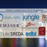 8 Fintech Investors and VCs in Singapore For Your Startup Funding