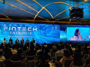 Bangkok Fintech Fair 2018