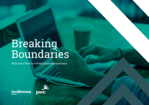 Breaking Boundaries Insurtech Report 2018