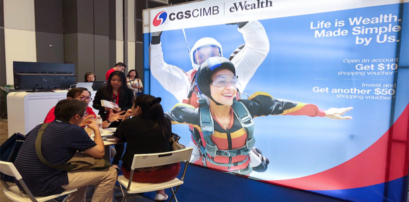 CGS-CIMB Securities Launches Robo-Advisory Platform eWealth