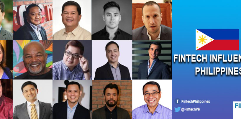 Meet 15 Fintech Influencers in the Philippines
