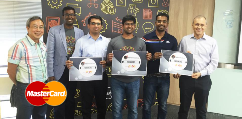 Employees Create Winning Charity App At MasterCard Innovation Hackathon