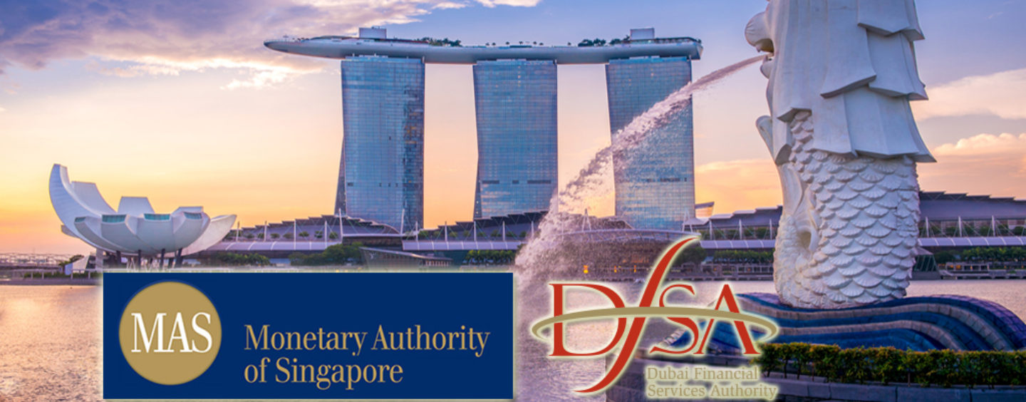 Fintech Agreement Between Singapore and Dubai Financial Services Authorities