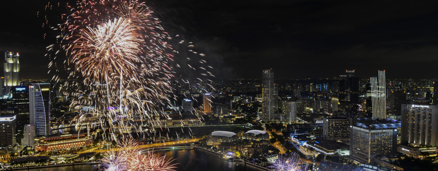 Happy Birthday Singapore, The Fintech Nation
