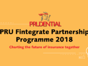 Prudential's PRU Fintegrate 2018 Taps Scale-Ups For Deeper Innovation