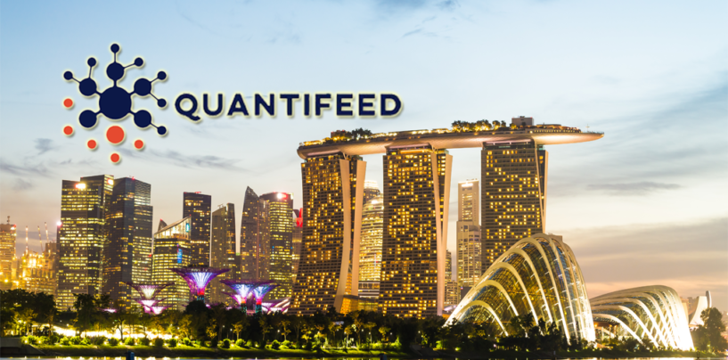B2B Robo Advisor Quantifeed Expands to Singapore