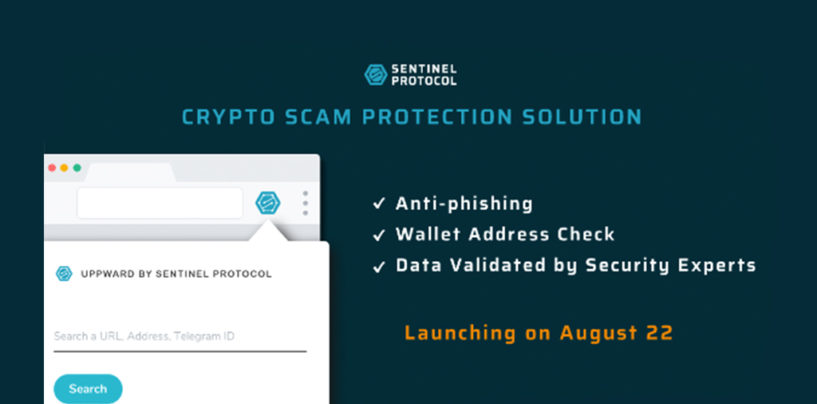 Sentinel Protocol Aims to Reduce Crypto Scams and Frauds