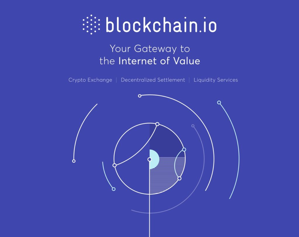 blockchain io