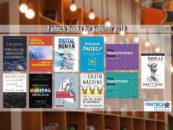 11 New Fintech Books for Summer 2018