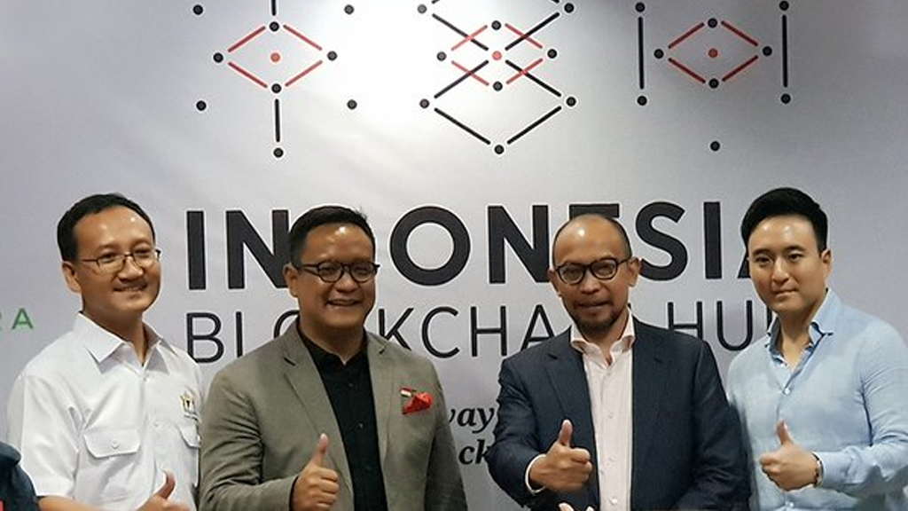 indonesia bank negara indonesia blockchain hub blockchain development blockchain hub
