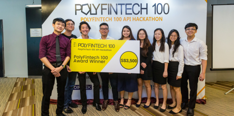A Rewards Platform for SMEs Cinches Polytechnic Students Victory in MAS Hackathon