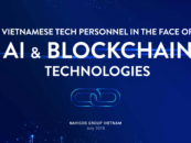 Vietnamese Firms Still Behind International Counterparts in Adopting Blockchain, AI: Survey