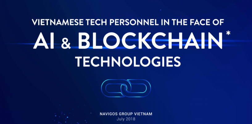 Vietnamese Firms Still Behind International Counterparts in Adopting Blockchain, AI: Survey