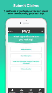 Fwd Submit claims