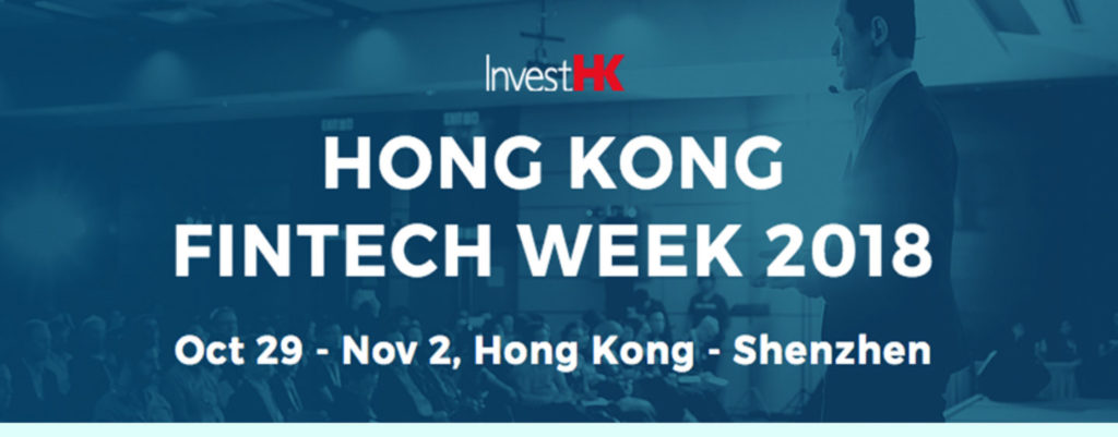 Hong Kong Fintech Week-2018