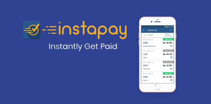Instapay Enables Indonesian SMEs to Accept Payment Using WhatsApp & Line