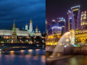 Singapore and Russia Strengthens Ties to Create Start-Up Ecosystems