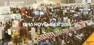 Singapore Fintech Festival 2017 Day 4