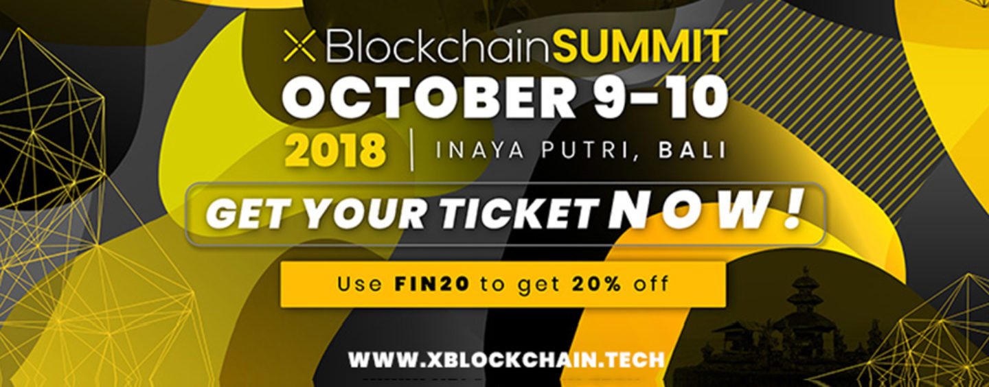 Leaders In Tech, Government And Business Are Gathering In Bali For Xblockchain Summit