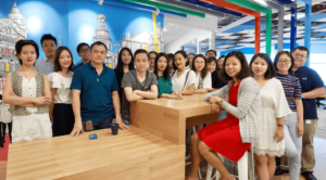 lu global online wealth management app ping an insurance p2p singapore