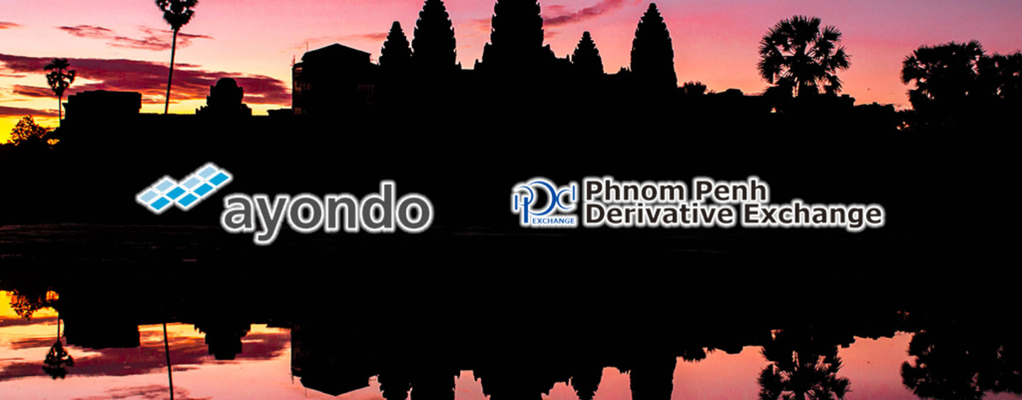 Ayondo Goes CFD Trading in Cambodia