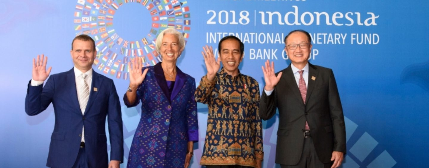 IMF and World Bank Sets Fintech Blueprint — 12 Policy Elements To Harness Fintech
