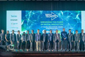Cambodia Tech Summit 2018, by Smart for Cambodia Facebook