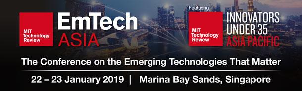EmTech-Asia'19