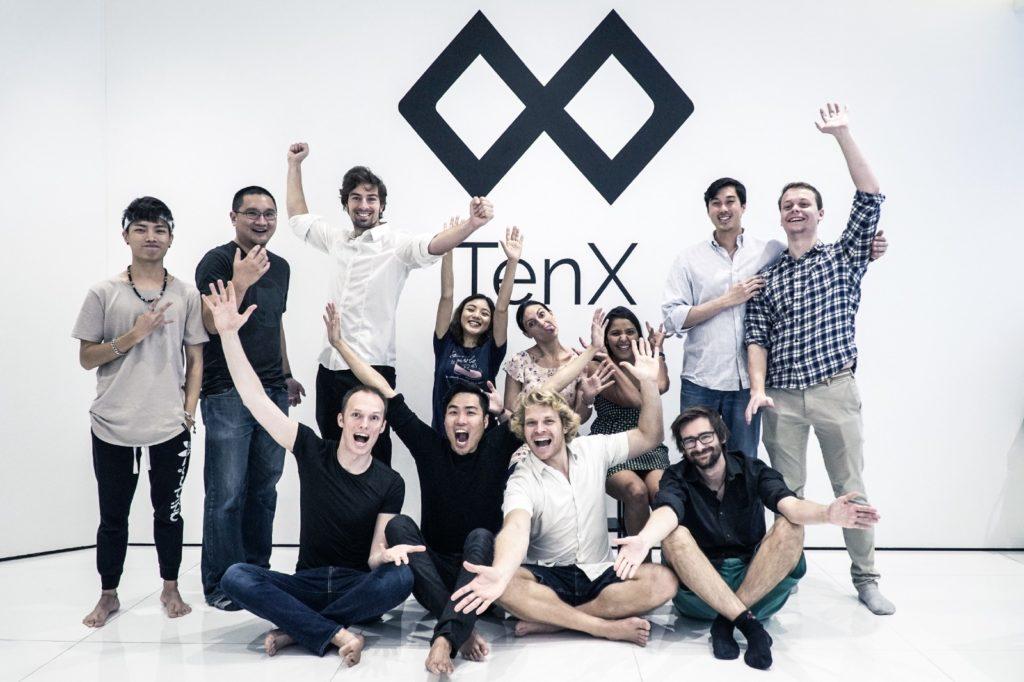 fintech jobs tenx