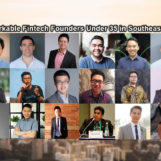 21 Remarkable Fintech Founders Under 35 in Southeast Asia