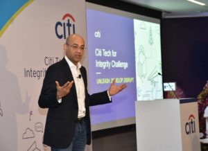 Amol Gupte, ASEAN Head & CEO Singapore, Citi, via Twitter