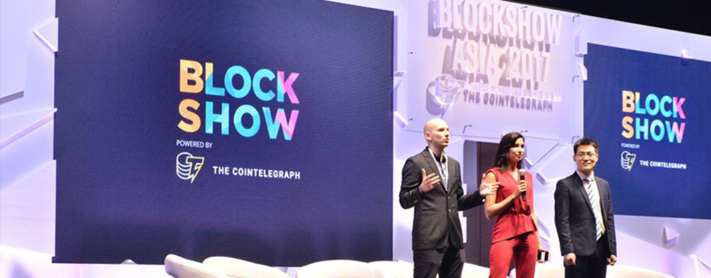 BlockShow Asia Blockchain Week: What and Who to Expect