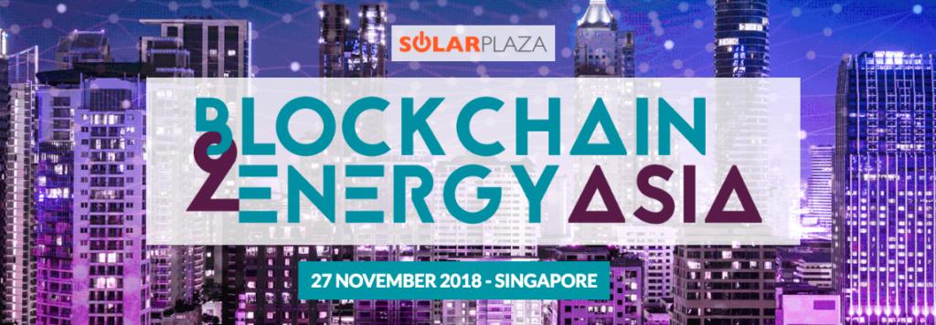 Blockchain2 Energy Asia 2018