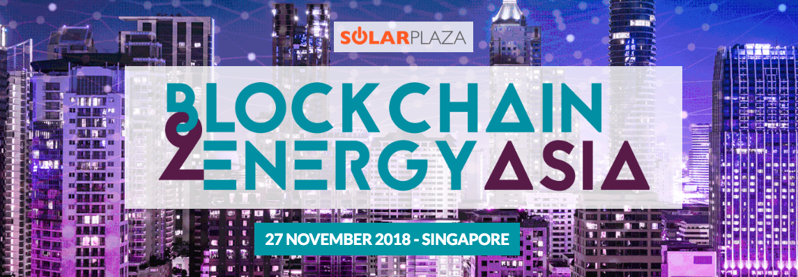 Blockchain2 Energy Asia 2018