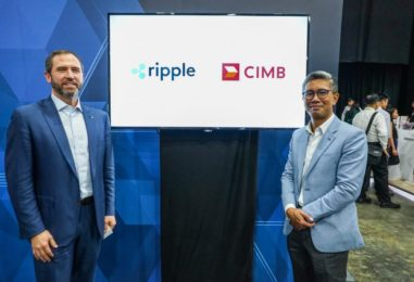 Ripple Secures Their First Malaysian Bank Partnership with CIMB