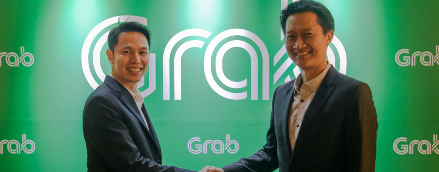 GrabPay Inks Partnership with Kasikorn Bank — Cements Presence in All 6 ASEAN Countries