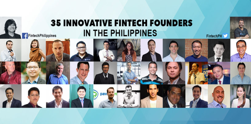 35 Innovative Fintech Founders in the Philippines