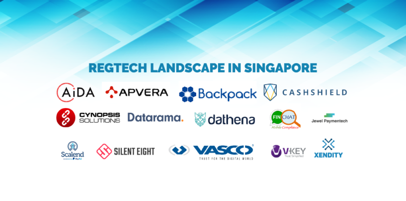 Snapshot of Singapore's Booming Regtech Scene