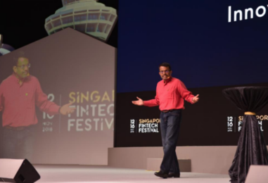 Highlights of the Singapore Fintech Festival 2018