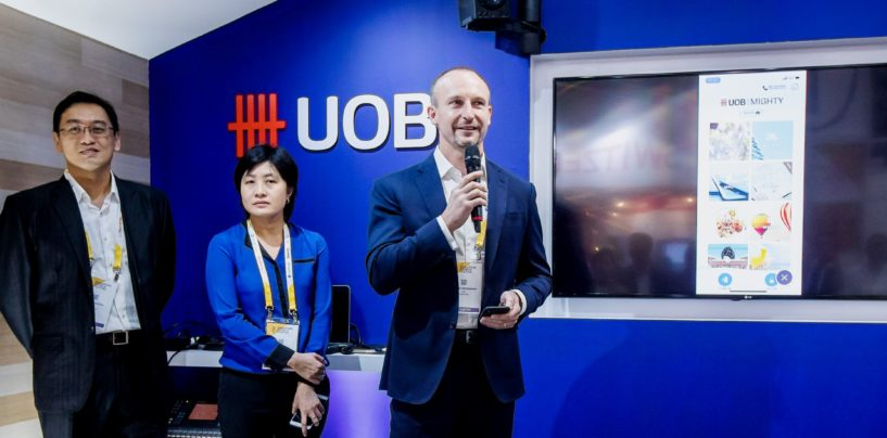 UOB Joins the Mobile Cross-Border Remittance Bandwagon with UOB Mighty
