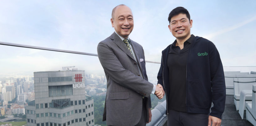 Grab To Have UOB's Digital Banking Service Integrated into Its App
