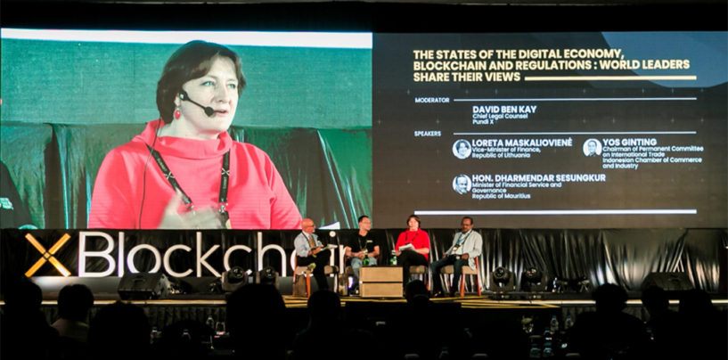 The Largest Blockchain Event In Bali: Over 500 Delegates attended XBlockchain