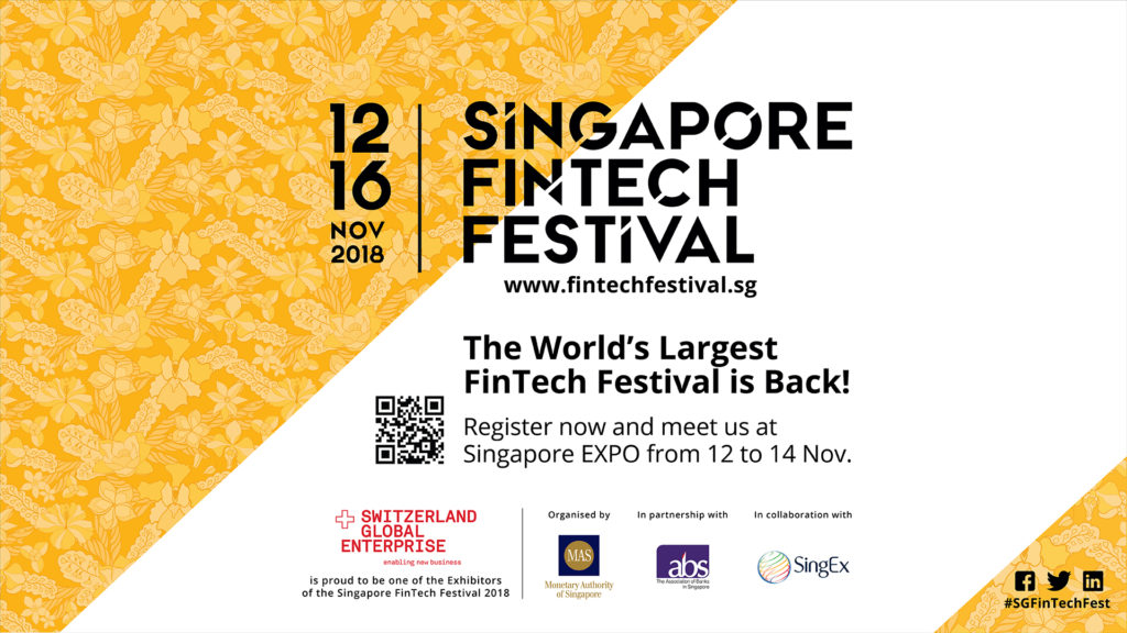 singapore fintech festival swiss switzerland pavillion 2018