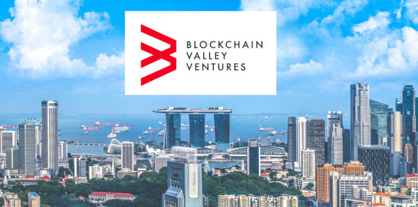 Swiss Blockchain VC Enters Singapore to Capitalise on an SG$22.09 Bil Opportunity