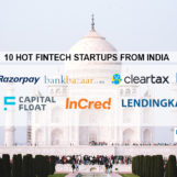 10 Hot Fintech Startups from India to Watch Closely