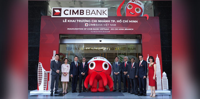 CIMB Launches Digital Bank in Vietnam and Digital Lounge in Saigon