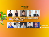 Top 10 Thailand Fintech Influencers