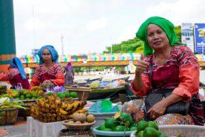 Floating market, Banjarmasin City, Indonesia, Pixabay